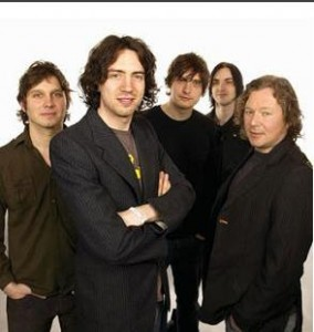 Snow Patrol are appearing at T in the Park 09